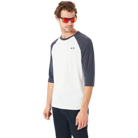 Oakley So-DTP CIR FB Raglan T-Shirt Heren grijs/wit